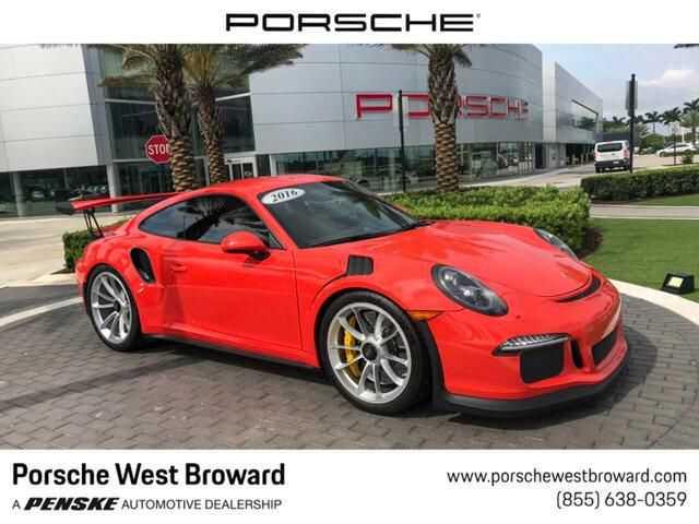 Porsche 911 2016 $178995.00 incacar.com
