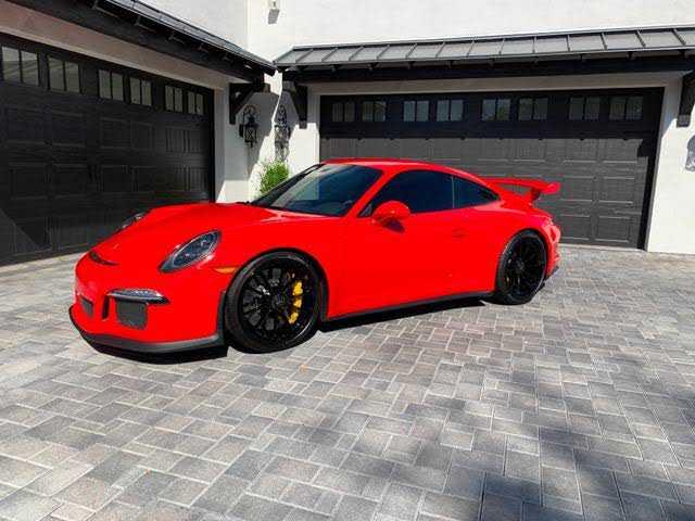 Porsche 911 2016 $139950.00 incacar.com