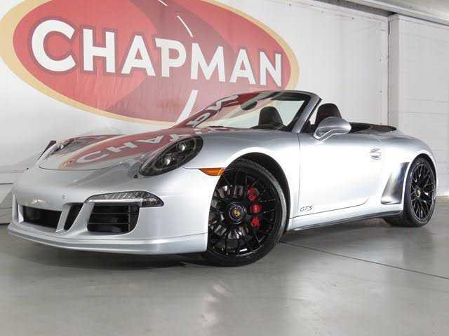 Porsche 911 2016 $105227.00 incacar.com