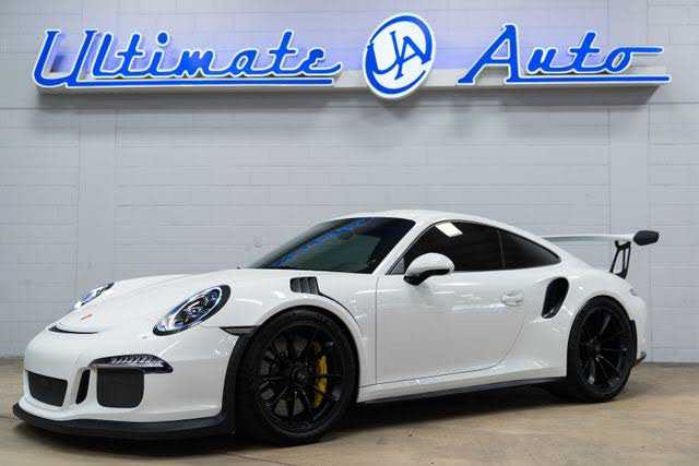 Porsche 911 2016 $218000.00 incacar.com