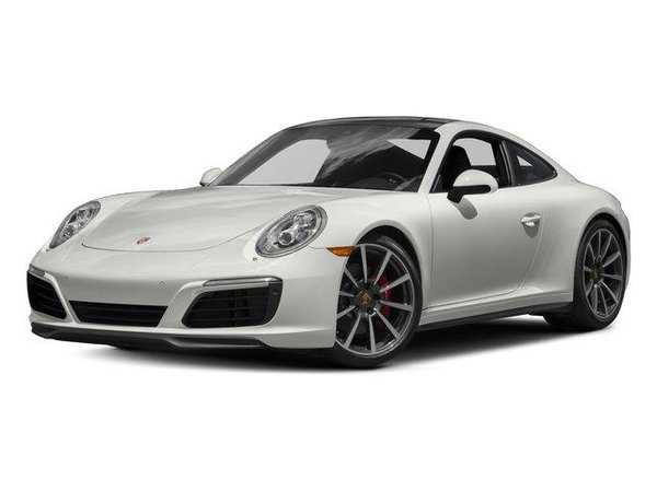 Porsche 911 2017 $109740.00 incacar.com