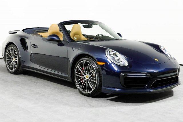 Porsche 911 2017 $145850.00 incacar.com