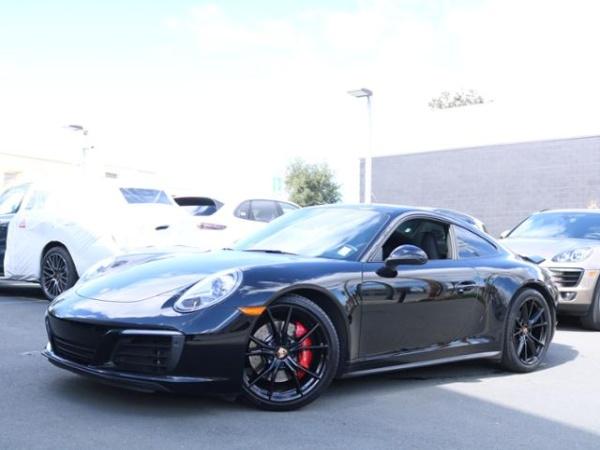 Porsche 911 2017 $101988.00 incacar.com