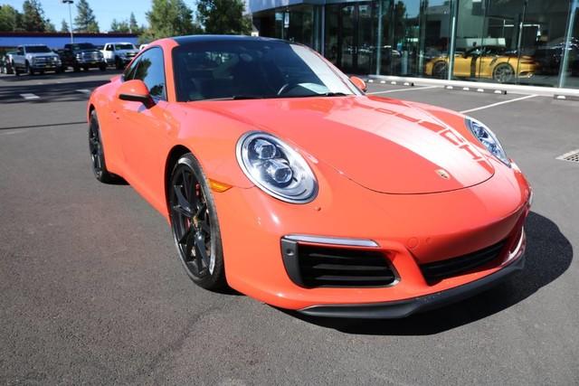 Porsche 911 2017 $105995.00 incacar.com