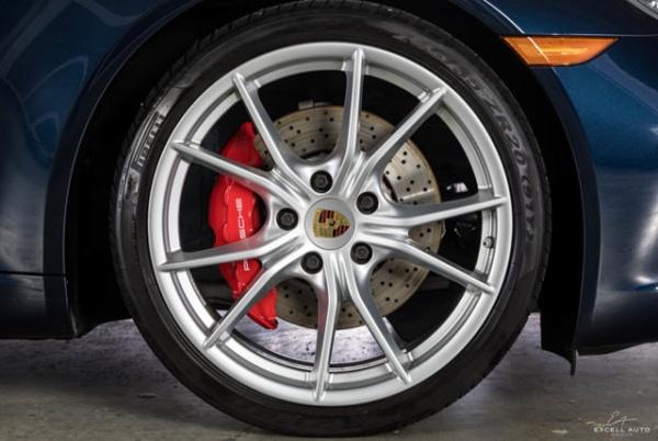 Porsche 911 2017 $115900.00 incacar.com