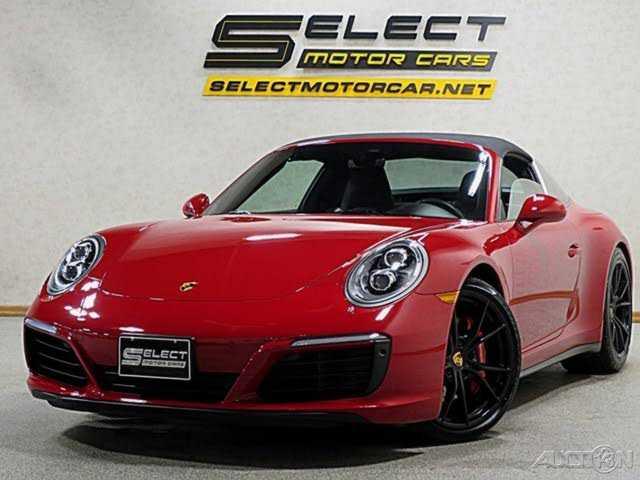 Porsche 911 2017 $129895.00 incacar.com