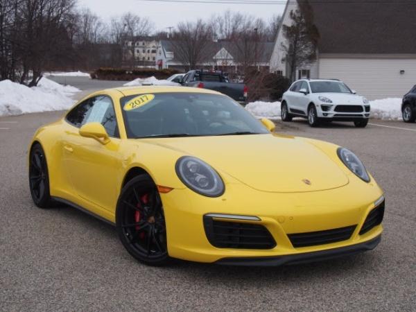 used Porsche 911 2017 vin: WP0AB2A97HS124418