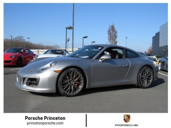 Porsche 911 2017 $113500.00 incacar.com