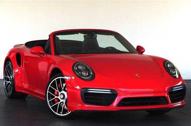 Porsche 911 2017 $175900.00 incacar.com