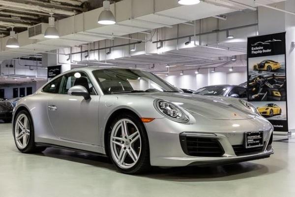 Porsche 911 2017 $95995.00 incacar.com