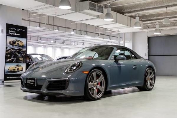 Porsche 911 2017 $121500.00 incacar.com
