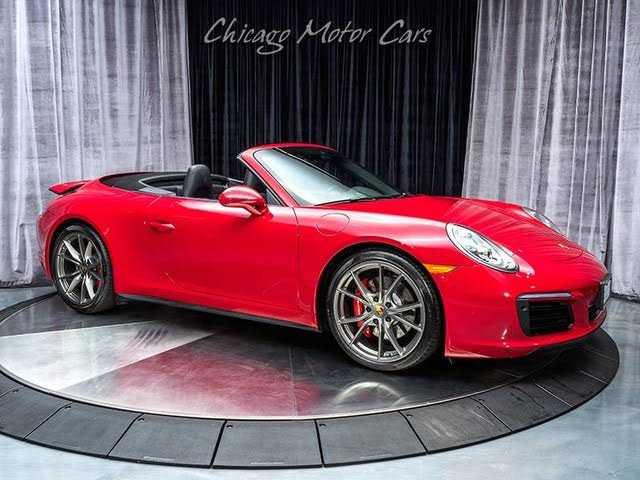 Porsche 911 2017 $129800.00 incacar.com