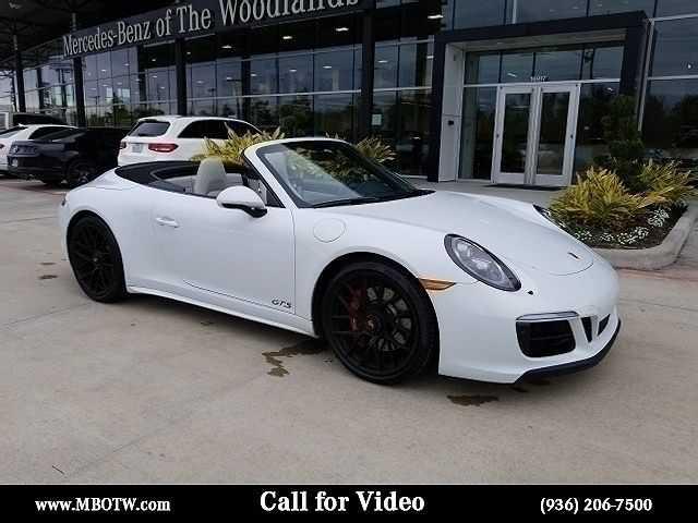 Porsche 911 2017 $119887.00 incacar.com