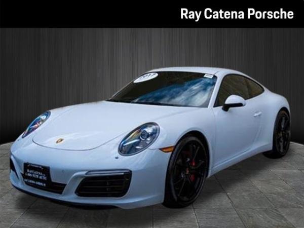 Porsche 911 2017 $104990.00 incacar.com