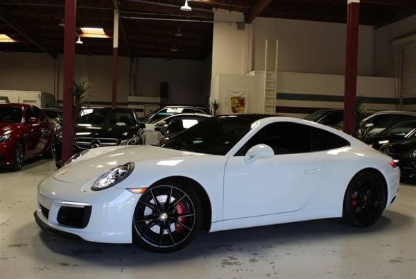 Porsche 911 2017 $99998.00 incacar.com