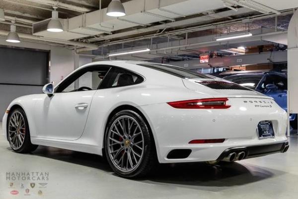 Porsche 911 2017 $100495.00 incacar.com