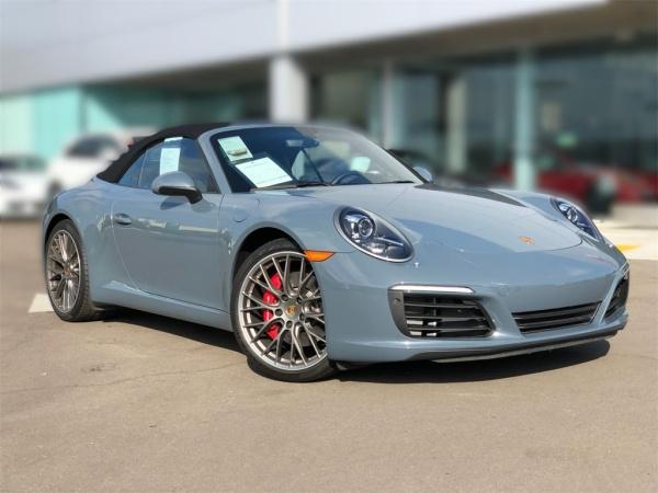Porsche 911 2017 $112969.00 incacar.com