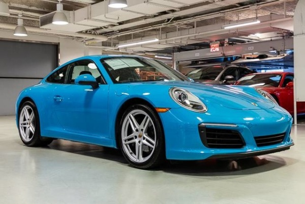 Porsche 911 2017 $78250.00 incacar.com