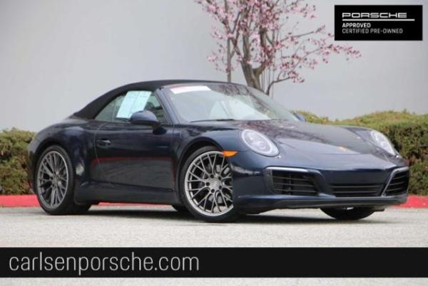 Porsche 911 2017 $93982.00 incacar.com