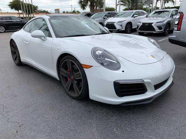 Porsche 911 2017 $109991.00 incacar.com