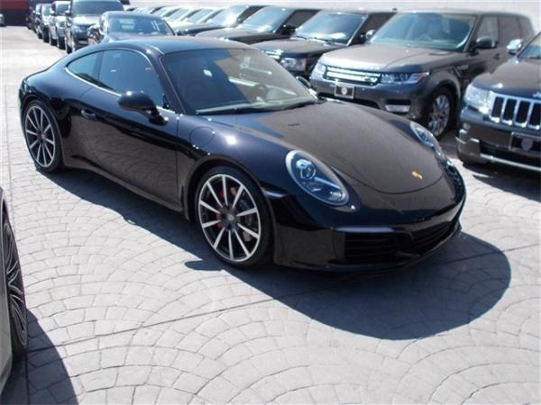 Porsche 911 2017 $105900.00 incacar.com