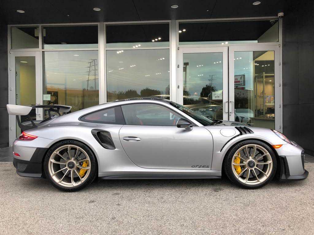 Porsche 911 2018 $409995.00 incacar.com