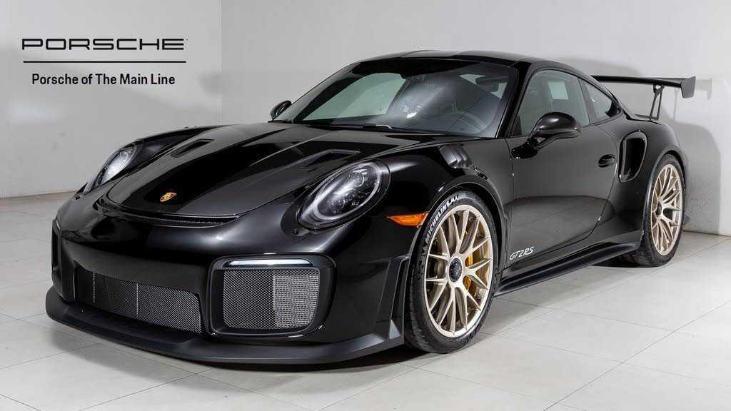 Porsche 911 2018 $399995.00 incacar.com
