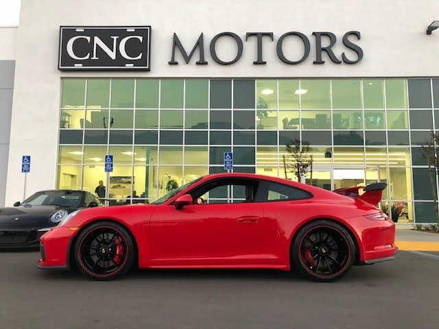 Porsche 911 2018 $179888.00 incacar.com