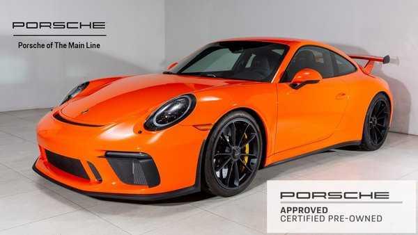 used Porsche 911 2018 vin: WP0AC2A92JS176865