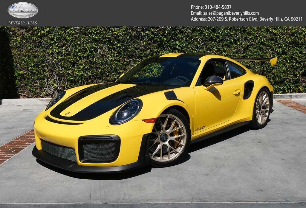 Porsche 911 2018 $399500.00 incacar.com