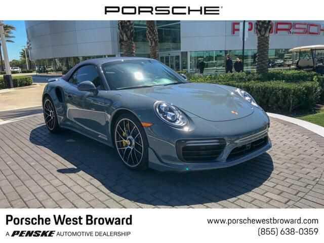 Porsche 911 2018 $209995.00 incacar.com