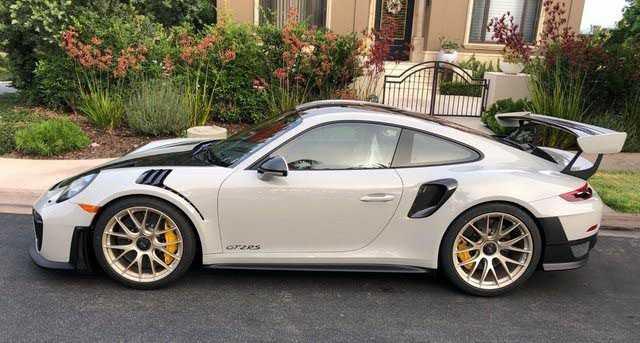 Porsche 911 2018 $477744.00 incacar.com