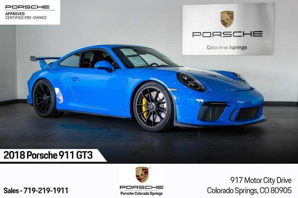 Porsche 911 2018 $214995.00 incacar.com