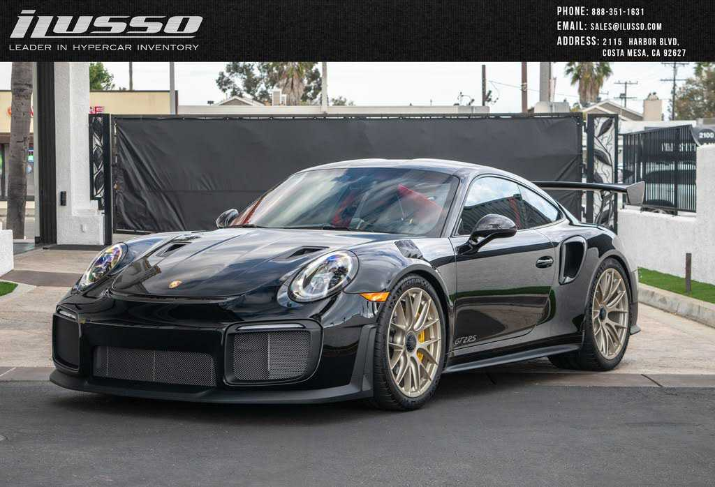 Porsche 911 2018 $399000.00 incacar.com