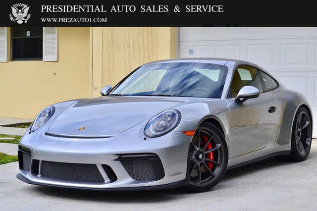 Porsche 911 2018 $215000.00 incacar.com