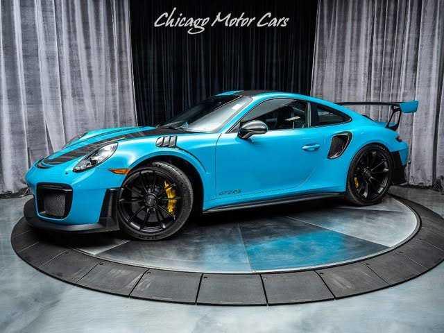 Porsche 911 2018 $409800.00 incacar.com