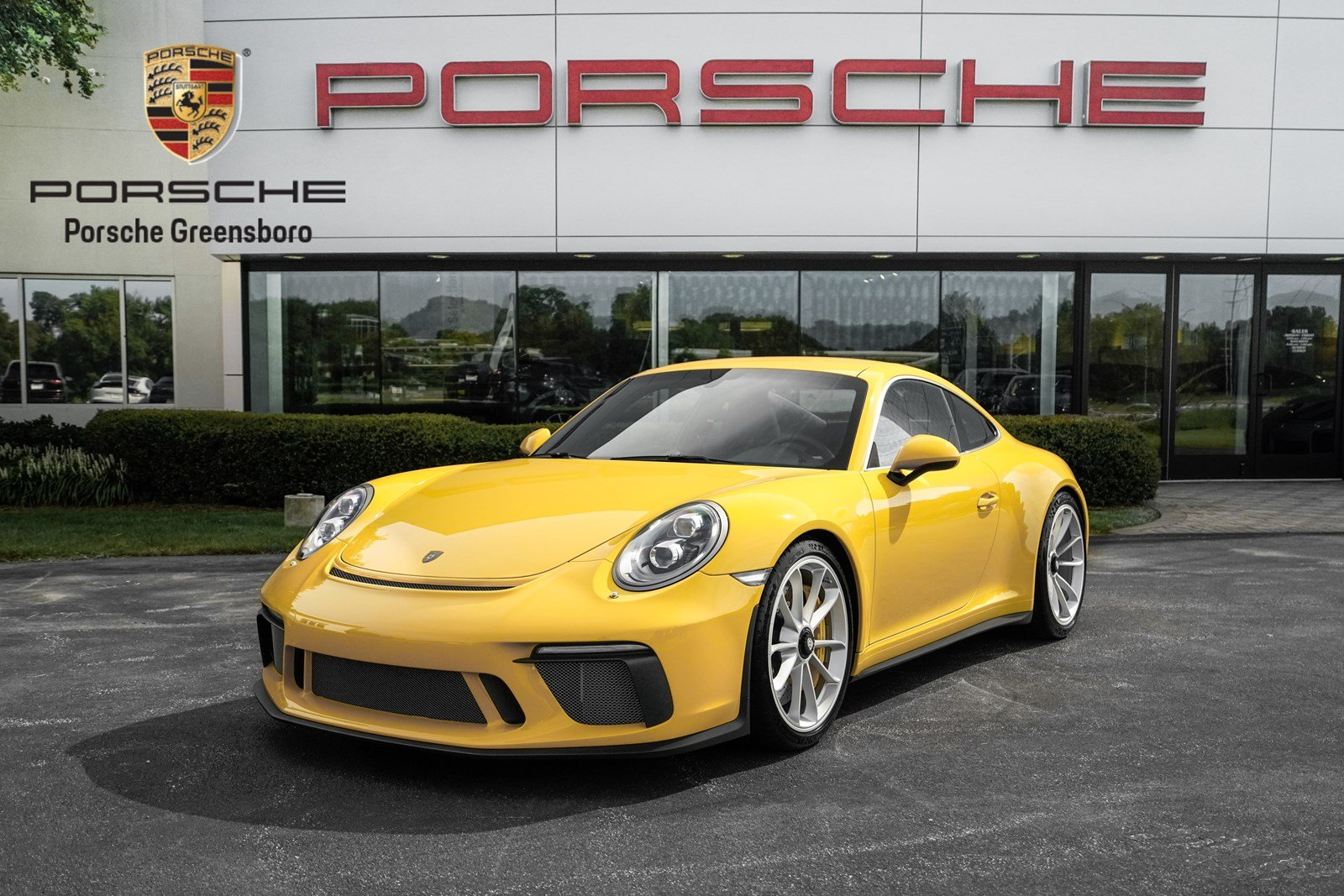 used Porsche 911 2018 vin: WP0AC2A97JS176845