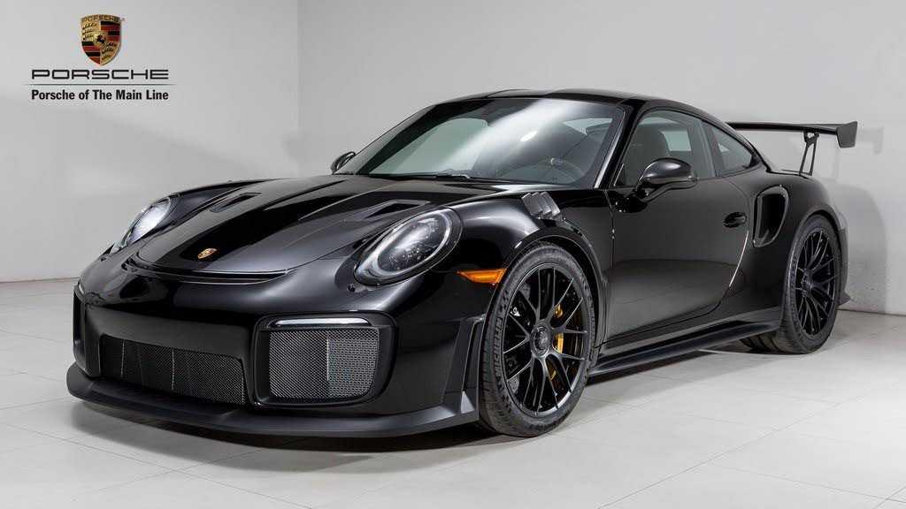Porsche 911 2018 $489990.00 incacar.com
