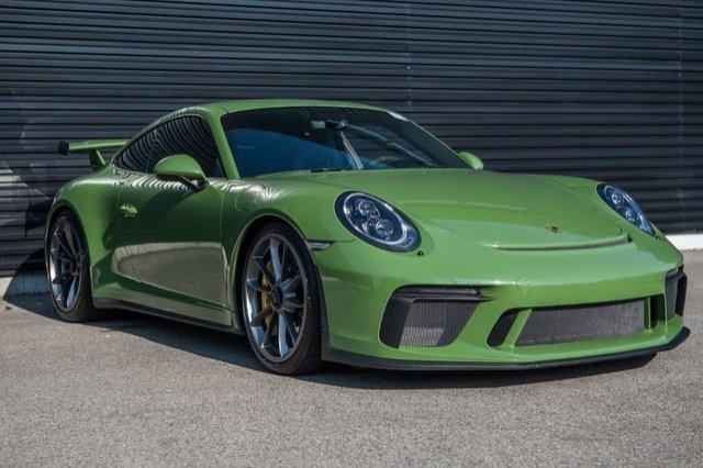 Porsche 911 2018 $189995.00 incacar.com
