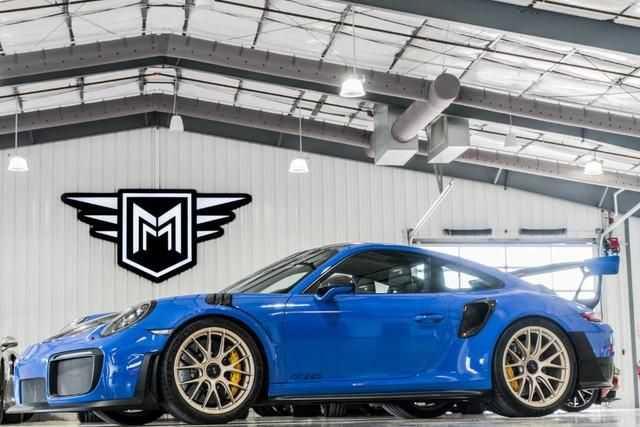 Porsche 911 2018 $429888.00 incacar.com