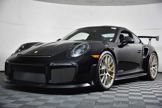 used Porsche 911 2018 vin: WP0AE2A99JS185329