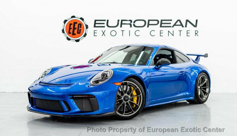 Porsche 911 2018 $148746.00 incacar.com