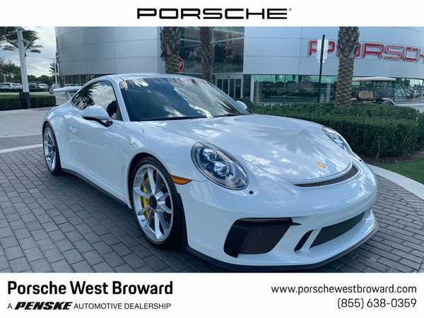 Porsche 911 2018 $174995.00 incacar.com