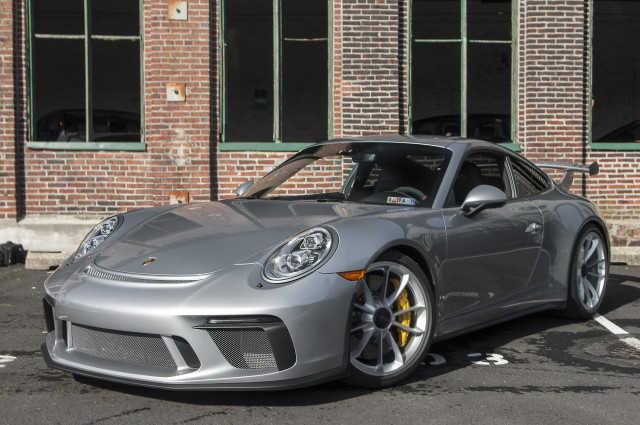 Porsche 911 2018 $185500.00 incacar.com