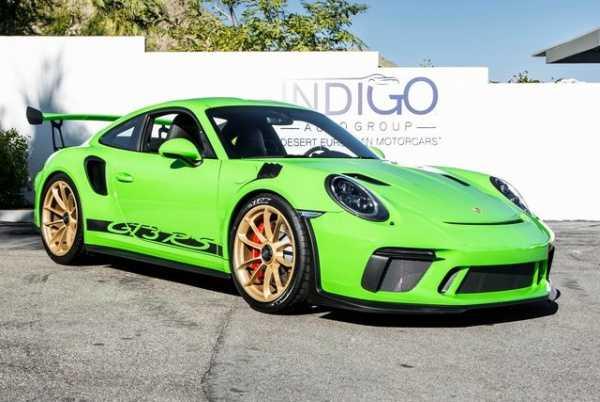 Porsche 911 2019 $214190.00 incacar.com