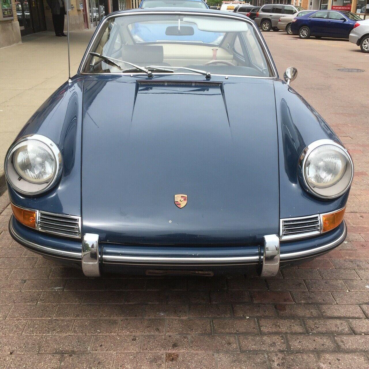Porsche 912 1967 $41895.00 incacar.com