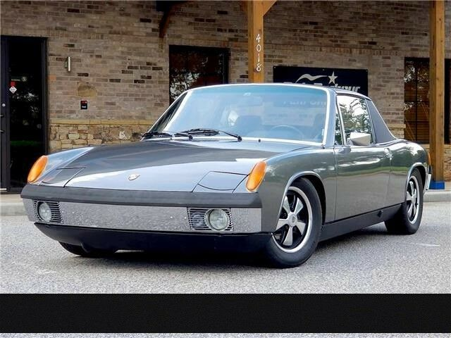 Porsche 914/6 1970 $80000.00 incacar.com