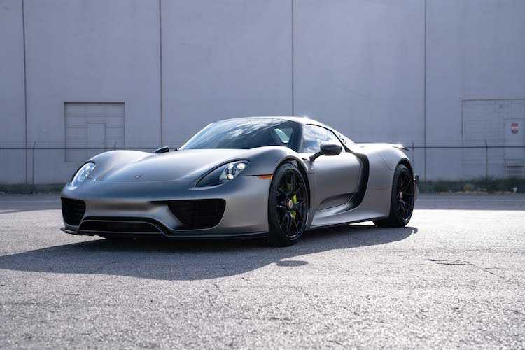 Porsche 918 Spyder 2015 $1250000.00 incacar.com