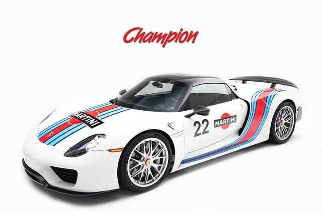 Porsche 918 Spyder 2015 $1959000.00 incacar.com