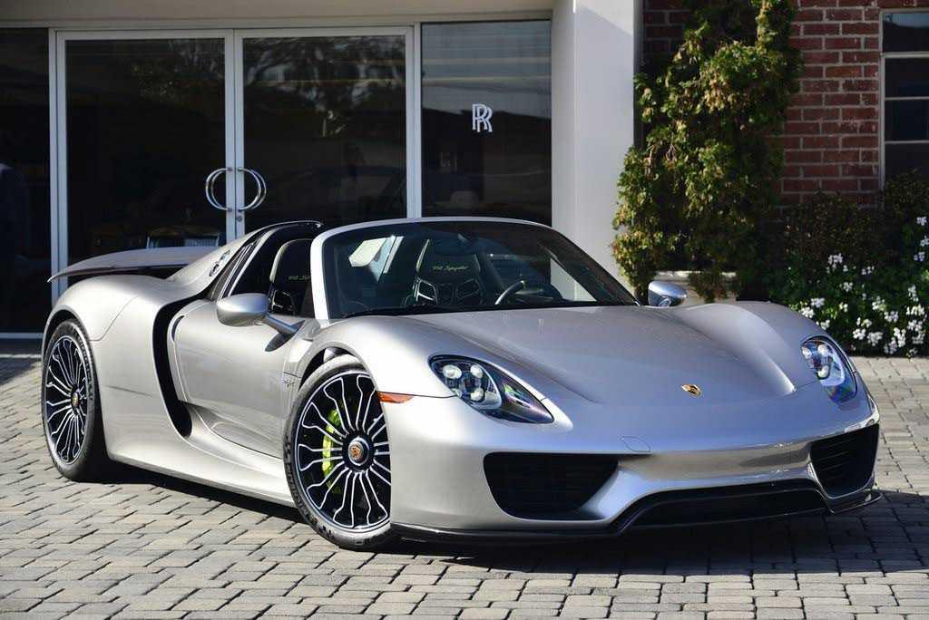 Porsche 918 Spyder 2015 $2000000.00 incacar.com